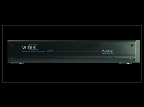 Whest Audio PS.40RDT RDTSE Phono Stage 1