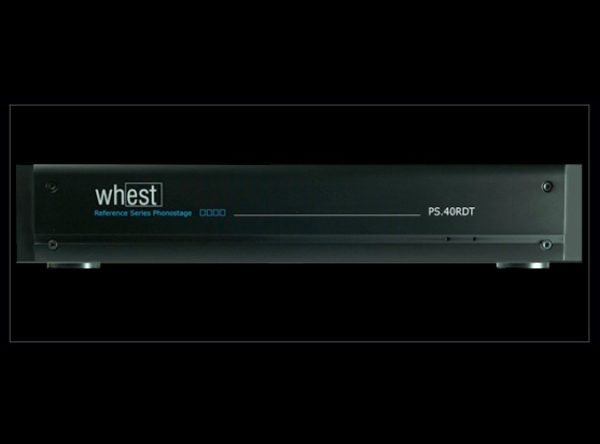 Whest Audio PS.40RDT RDTSE Phono Stage 2