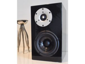 Brigadier Mu Speakers